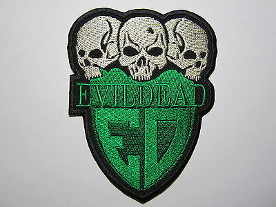 EVILDEAD embroidered NEW patch thrash metal