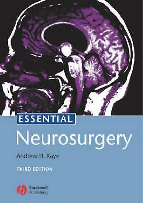 Essential Neurosurgery by Andrew H. Kaye (English) Paperback Book Free Shipping!