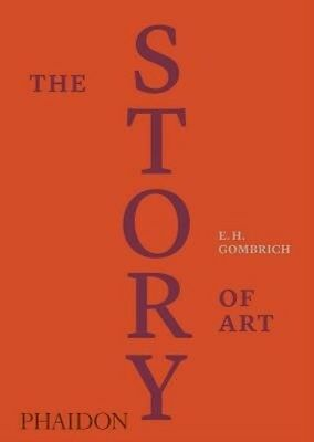 The Story of Art by E.H. Gombrich Hardcover Book (English)