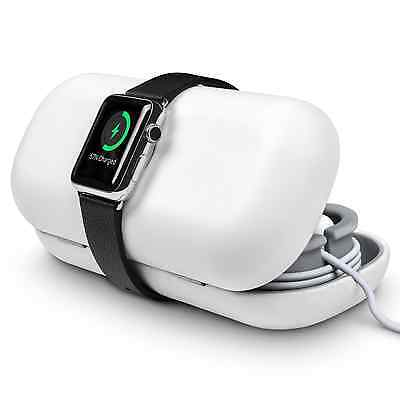 Twelve South TimePorter for Apple Watch, white   Apple Watch accessory travel ca