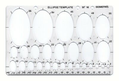 Ellipses Template