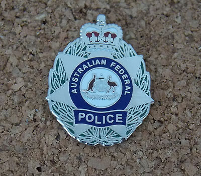 Afp Lapel Badge Enamel & Nickel Plated Badge 25Mm High Social Item Only