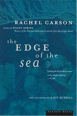 The Edge of the Sea by Rachel Carson Paperback Book (English)
