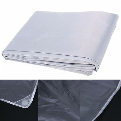 9 foot Protective Pool Table Billiard Dustproof Dirt Proof Cover Cloth Sheet New
