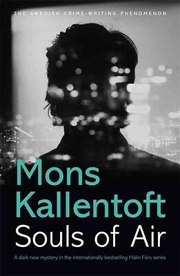 Souls of Air by Mons Kallentoft Paperback Book (English)
