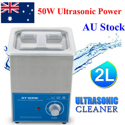 Professional Ultrasonic Cleaner Stainless Steel Industrial Grade Timer Cleaning
