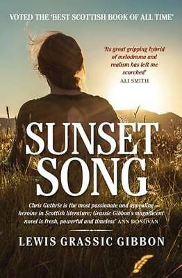 Sunset Song, Lewis Grassic Gibbon, New