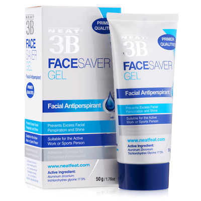 Neat® 3B Face Saver Gel Antiperspirant 50g