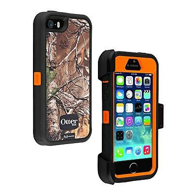 OtterBox Defender Series Case for Apple iPhone SE, 5s, 5