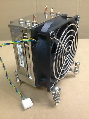 Hp Z400 Heatsink And Fan Assembly 463981-001 / 538042-001 Tested