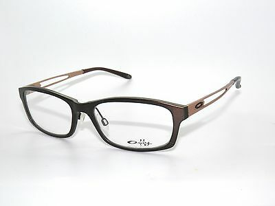Clearance! Oakley Speculate 3108-03 52 Brushed Chocolate/rose Gold  Eyeglasses