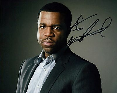 Kevin Hanchard In Person Signed Photo - A1002 - Orphan Black