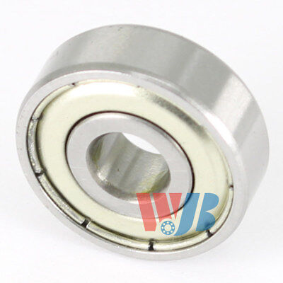 Miniature Ball Bearing WJB 697-ZZ with 2 Metal Shields