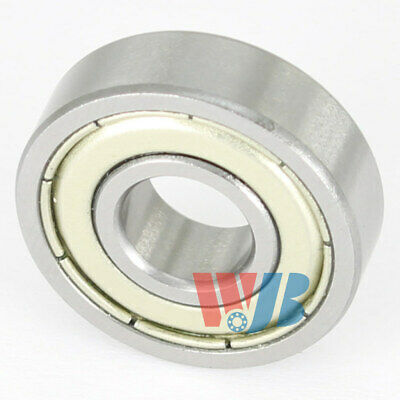 Miniature Ball Bearing 9x24x7mm WJB 609-ZZ with 2 Metal Shields