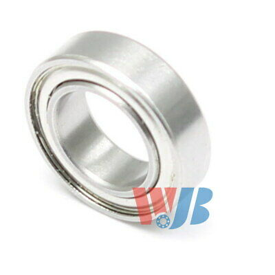 2pc Stainless Steel Miniature Ball Bearing WJB SR144-ZZ