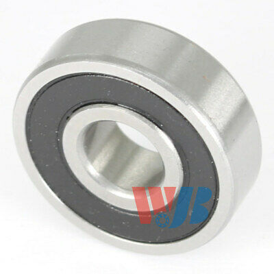 4mm x 13mm x 5mm Miniature Ball Bearing WJB 624-2RS with 2 Rubber Seals