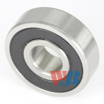 Miniature Ball Bearing 9x26x8mm WJB 629-2RS with 2 Rubber Seals