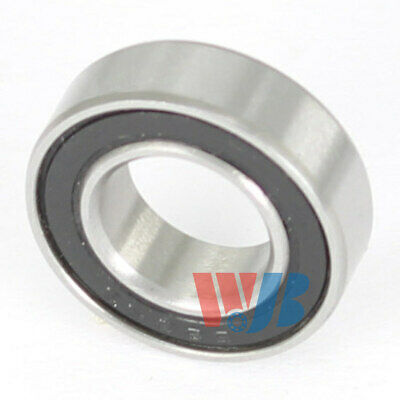 Miniature Ball Bearing 9x17x5mm WJB 689-2RS with 2 Rubber Seals