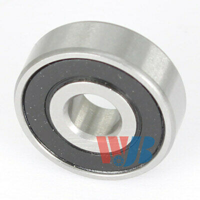 7mm x 22mm x 7mm Miniature Ball Bearing WJB 627-2RS with 2 Rubber Seals