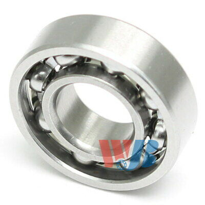 6mm x 13mm x 5mm Miniature Ball Bearing WJB 686 Open Light Oil