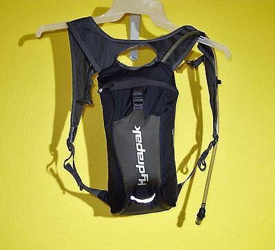Hydrapak Soquel 2 L Pack and Bladder, Gray, Small to Medium, Excellent Condition