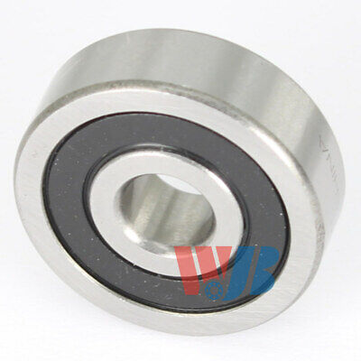 Miniature Ball Bearing 3x10x4mm WJB 623-2RS with 2 Rubber Seals