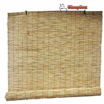 ARELLA IN BAMBU NATURALE CON CARRUCOLA 150X250cm BY FOXTRADE