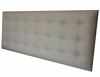 New Bed Head King Single Size Upholstered Bedhead / Headboard Made To Order