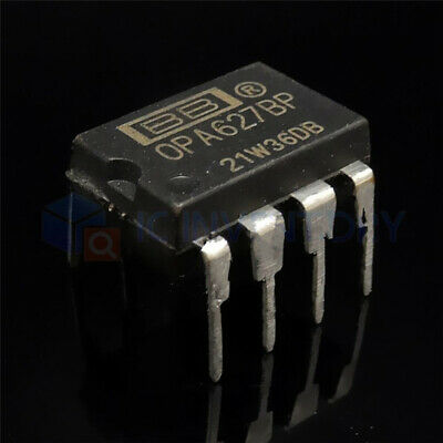 OP AMP IC BURR-BROWN/BB/TI DIP-8 OPA627BP OPA627BPG4 Brand New UK
