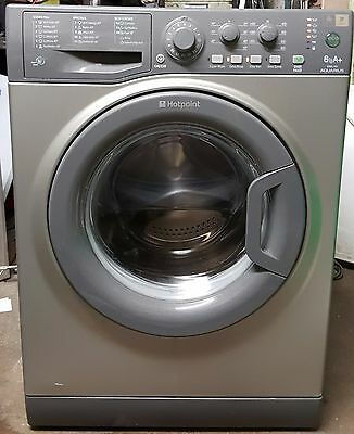 Hotpoint Aquarius Washing Machine - 6Kg Load - 1400 Spin - Efficiency 'a+'
