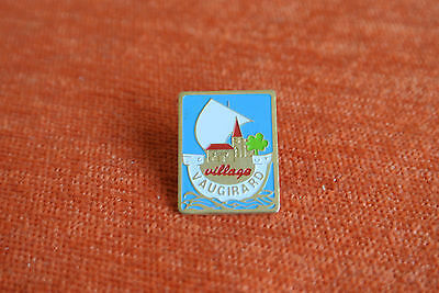 18108 Pin's Pins France Paris Village De Vaugirard