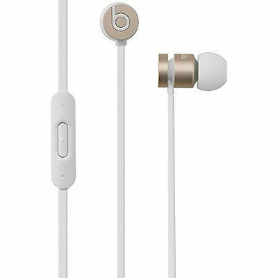 Beats urBeats Wired In-Ear Headphone - Gold  tg