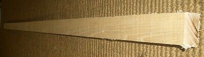 1 Stave Scantling HICKORY 175 cm 50x30 mm Bowmaking Robin Hood Long bow Blank