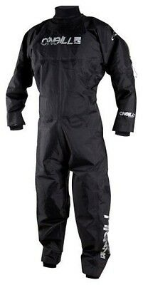 O'Neill Wetsuits Boost Drysuit ,Black, Small