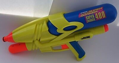 Vintage Super Soaker 400 by Larami 1998