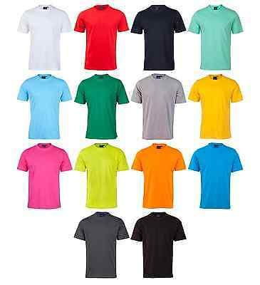 Kids Plain Semi Fitted Tee | Children 100% Blank Combed Cotton Tshirt Size 2-14