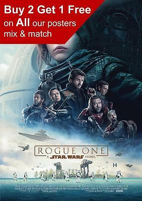 Rogue One A Star Wars Story Poster Print