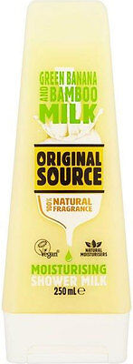 Original Source Shower Milk - Banana & Bamboo (250ml)