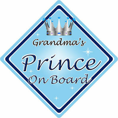 Personalised Child//Baby On Board Car Sign ~ Baby Brothers On Board ~ L.Blue