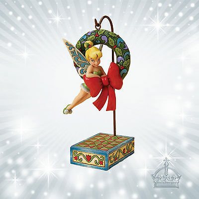 Tinkerbell  Jim Shore Good Tidings To All Who Disney Weihnacht Peter Pan 4023547