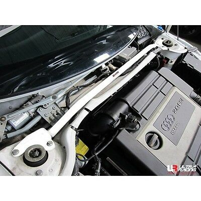 AUDI A3-8V 2.0 TDI /'13 2WD ONLY ULTRA RACING 4PTS MIDDLE LOWER BAR UR-ML4-2687