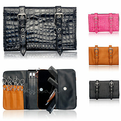 Professional Hairdressing Scissor Case Wallet Purse Shear Pouch Storage Toolroll