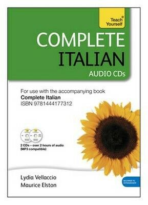Complete Italian (Learn Italian with Teach Yourself) by Lydia Vellaccio (English