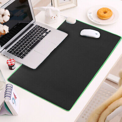 70x30cm Large Non-Slip World Map Game Mouse Pad Mat For Laptop Computer Keyboard