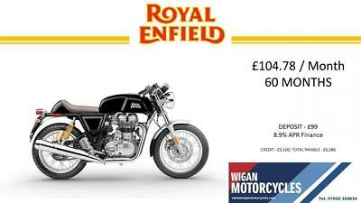 Royal Enfield Continental 535 Gt Comes With Manufacturers Warranty