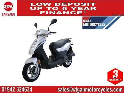 Sym Symply 50Cc Learner Legal Scooter