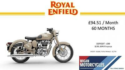 Royal Enfield Bullet Classic 500Efi Miltary Desert Storm Paint Call Now