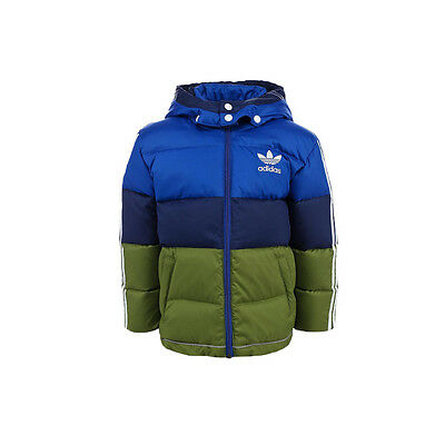 adidas I Down Jacket Baby Toddlers Boy's Warm Winter Down Padded Jacket