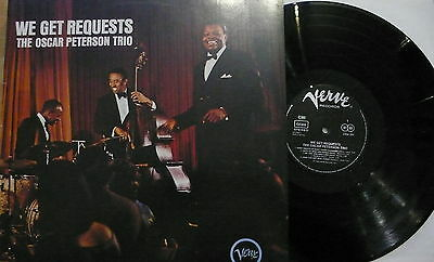 The Oscar Peterson Trio   We Get Requests