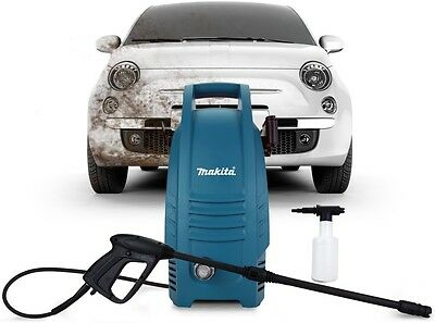 Makita Compact Pressure Washer Jet Cleaner Hose Wash Patio Car Jet Power tools